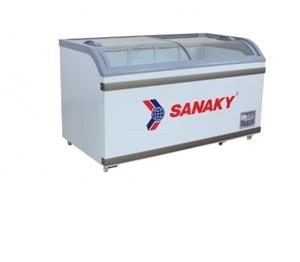 Tủ đông kính cong Sanaky VH-8088K