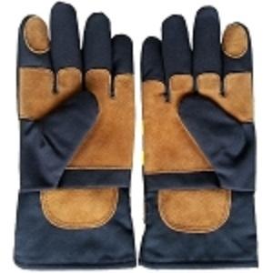 Găng tay vải Nomex Poly lót lớp da chịu nhiệt (500 0C)