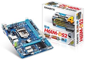 Mainboard Gigabyte H61M- DS2