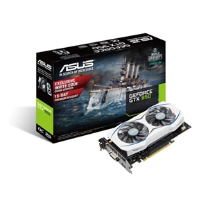 Asus 2GB GTX950-OC-2GD5