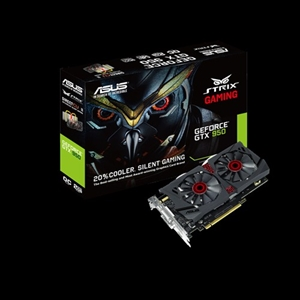 Asus 2GB Strix GTX950-DC2OC-2GD5 Gaming