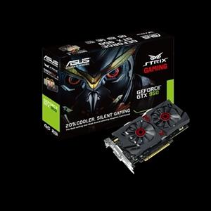 Asus 2GB Strix GTX950-DC2OC-2GD5 Gaming
