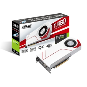 Asus 4GB Turbo GTX960-OC-4GD5