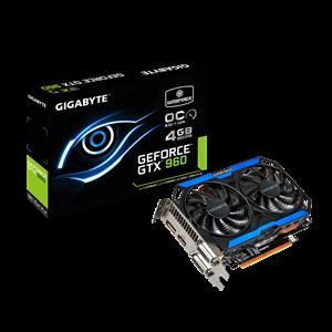 Gigabyte 4GB N960OC-4GD
