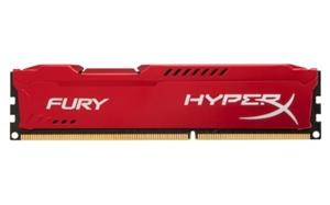DDR3  4GB (1600) Hyper X Fury (HX316C10FR/4)