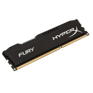 DDR3  8GB (1600) Hyper X Fury (HX316C10FB/8)