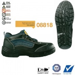 D&D safety shoes 08818