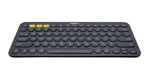 Bàn phím Logitech Bluetooth K380 (Xám)