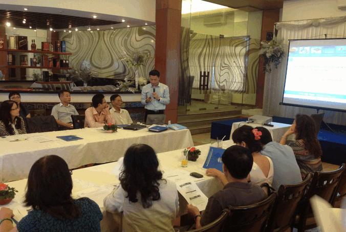 Chương trình SPX Việt Nam - UNIDO/VCCI