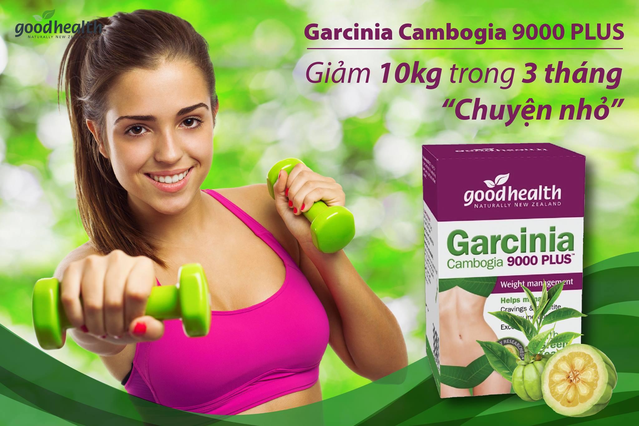 """Thuốc giảm cân Garcinia Cambogia – được mệnh danh là """"thánh giảm cân"""" hiện nay được rất nhiều người tin dùng bởi hiệu quả giảm cân và sự an toàn cho người dùng. Vậy công dụng và những ưu điểm của loại thuốc giảm cân này là gì?"""