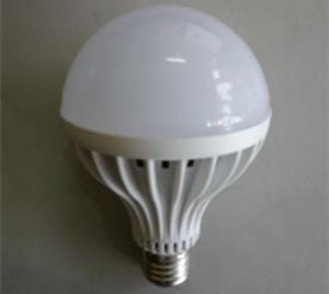Đèn LED búp nhôm nhựa 9W