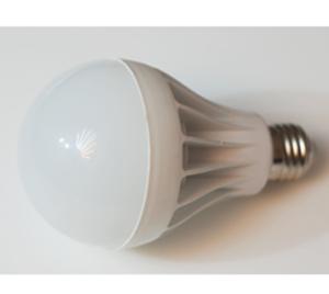 Đèn LED búp nhôm nhựa 12W