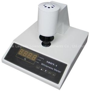 Máy đo độ trắng SBDY-1