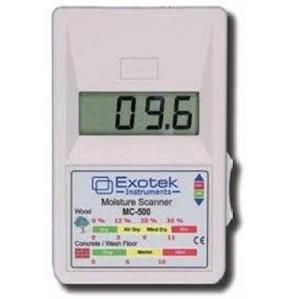 Máy đo độ ẩm gỗ & vật liêu xây dựng Exotek MC-500