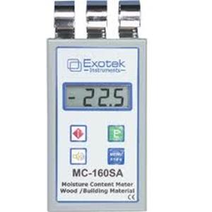 Máy đo độ ẩm gỗ và vật liệu xây dựng Exotek MC-160SA