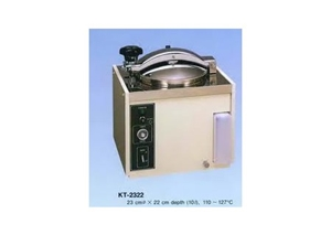Nồi hấp tiệt trùng ALP model: KT-2322 (10L), KT - 2346, KT-3045 (32L), KT-3065 (45L)