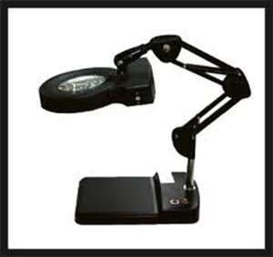 Kính lúp sử dụng đèn LED