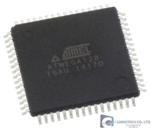 ATMEL - ATMEGA128L-8AU