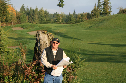 SOME PAST GOLF COURSE DESIGN PROJECTS