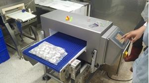 Máy dò kim loại thực phẩm - Minebea Intec (Sartorius)