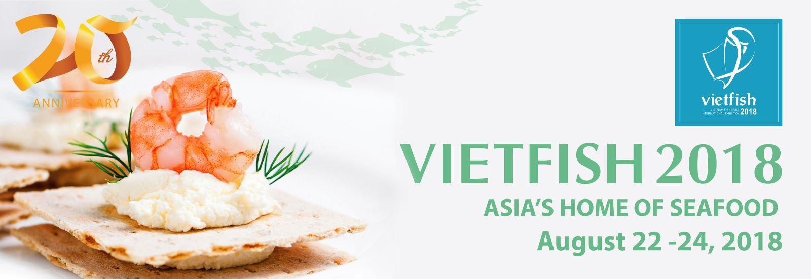 Ngày 22-24/08/2018 vừa qua, Công ty Tiến Minh hân hạnh được tham gia Vietfish 2018 - Asia's Home of Seafood - hội chợ chuyên ngành thủy sản lớn nhất Việt Nam, tổ chức hằng năm bởi Hiệp hội chế biến và xuất khẩu thủy sản VASEP.