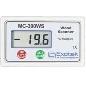Máy đo độ ẩm gỗ Exotek MC-300WS