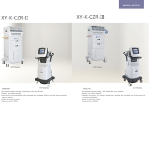 Máy từ trường trị liệu (Tự động) XY-K-CZR-II